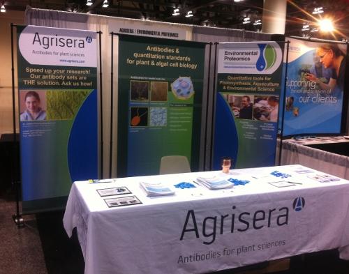 Agrisera on ASPB 2011