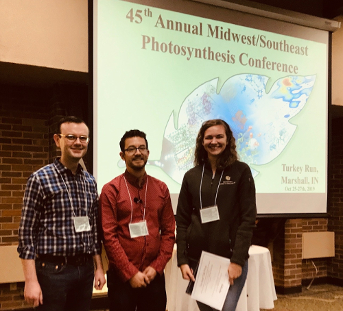 45th Annual Midwest Southeas Photosynthetic Conference