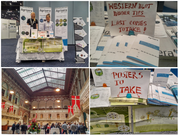 Agrisera at Plant Biology Europe