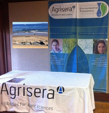 Agrisera om Western Photosynthetic Conference  2013