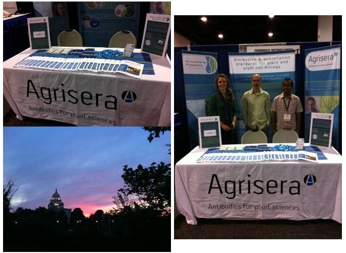Agrisera on ASPB 2013