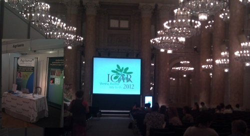 Agrisera on ICAR 2012 in Vienna