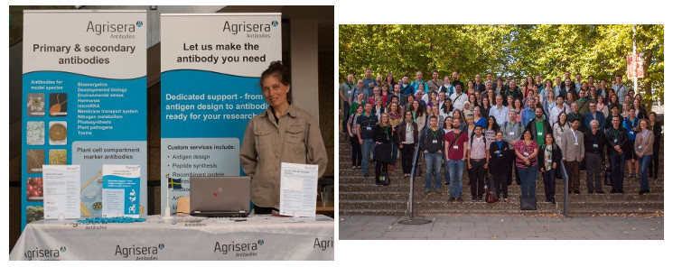 Agrisera on Proteomic Congress in Hamburg