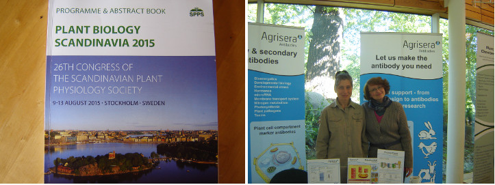 Agrisera on SPPS meeting 2015