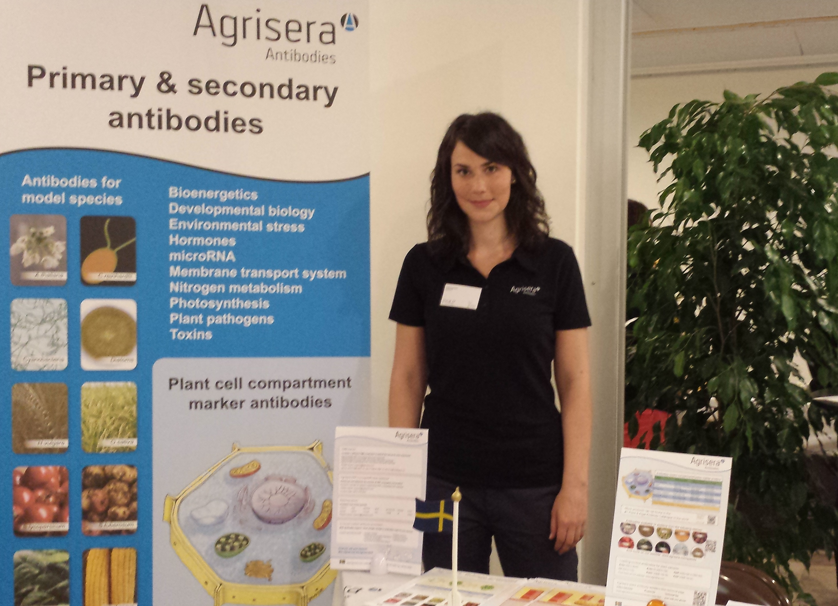 Agrisera at PGRP Paris, France