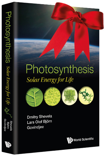 Book about Photosynthesis by Govindjee and Shevela