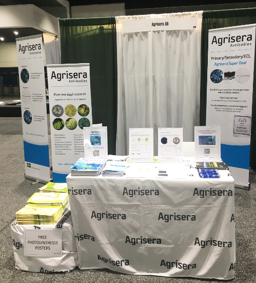Agrisera at Plant Biology 2019