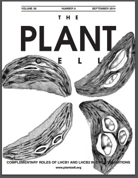 Plant Cell cover