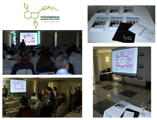 Agrisera supports Spanish Plant Hormone Symposium